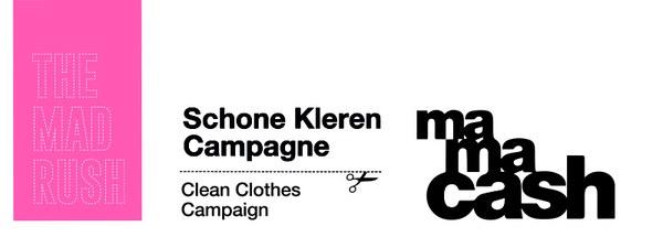 The Mad Rush, een project van Schone Kleren Campagne en Mama Cash