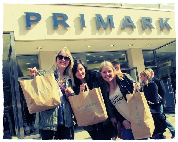 Primark Shoppers -  mark heybo