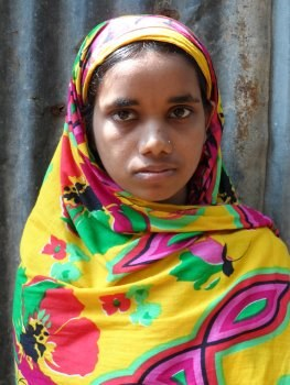 Mahinu Akter (18), slachtoffer RanaPlaza-ramp
