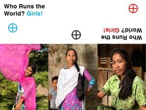 Event in De Balie: Who Runs the World? Girls!