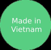 De snelgroeiende kledingindustrie in Vietnam is een van de grootste industrieën van het land. De ruim 2500 kledingfabrieken, 70% heeft minder dan 300 arbeiders in dienst, biedt samen met de aanverwante industrie werk aan ruim 2 miljoen mensen. Dit is een kwart van de totale werkgelegenheid in de industrie. De helft hiervan staat in de grootste stad van het land: Ho Chi Minh Stad en een derde in de hoofdstad Hanoi. Maar vanwege stijgende loonkosten vertrekken fabrieken steeds meer naar goedkopere regio's in het land. Desondanks wordt Vietnam genoemd als een alternatief voor productielanden China en Bangladesh nu deze landen onder de loep liggen.