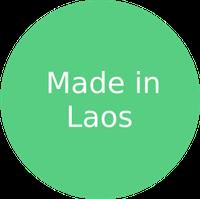 De kledingindustrie in Laos is klein en weinig winstgevend. Kleding maakt maar 4% uit van de export van het land met een waarde van 200 miljoen euro. Het land telt zo'n 100 kledingfabrieken die zich vooral in en rond de hoofdstad Vientiane bevinden. Deze bedrijven bieden werk aan ongeveer 25.000-30.000 mensen. De kledingindustrie zou kunnen groeien naar een industrie met twee keer zo veel arbeidsplaatsen. Maar vanwege het lage minimumloon van 70 euro per maand vertrekken veel Laotianen naar buurland Thailand waar het minimumloon vier keer zo hoog is. Omdat Laos niet aan zee ligt wordt de meeste kleding naar havens in Thailand en Vietnam gestuurd. Hierdoor betalen kledingfabrieken extra kosten aan vervoer. Omdat het land geen eigen katoenproductie heeft wordt dit geïmporteerd uit deze landen.