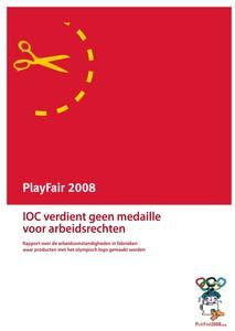 IOC verdient geen medaille voor arbeidsrechten