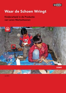 Waar de schoen wringt: kinderarbeid in de productie van leren merkschoenen