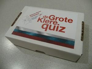Speel de Grote Klere Quiz!