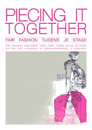 Piecing it together: Fair Fashion tijdens je stage