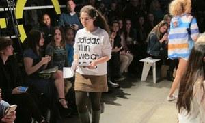 Adidas in het nieuws