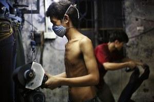 Denim arbeiders betalen dodelijke prijs voor jeans