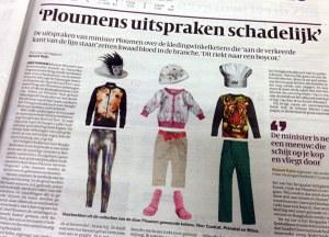 Naming & shaming verbetert juist de kledingsector