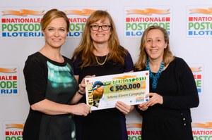 Nationale Postcode Loterij steunt Schone Kleren Campagne