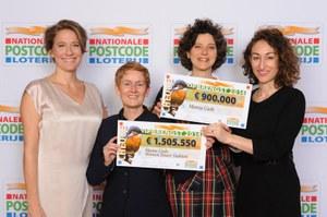 Schone Kleren Campagne en Mama Cash krijgen samen extra bijdrage van de Postcode Loterij