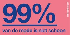 Nederlandse merken maken nog nauwelijks schone kleren