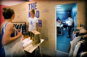 Persbericht: Een sweatshop uit Bangladesh, middenin de Kalverstraat in Amsterdam