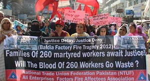 Schadevergoeding voor slachtoffers fabrieksbrand Pakistan