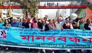 Internationale kledingmerken trekken zich terug van jaarlijkse kledingtop Bangladesh