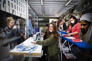 Pop-up sweatshop Den Haag: de successen
