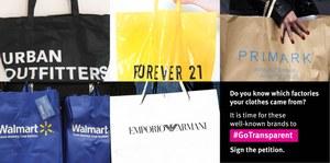 Schone Kleren Campagne eist meer transparantie van kledingmerken