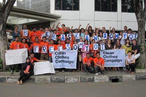 Laatste week van rechtzittingen tegen Somyot