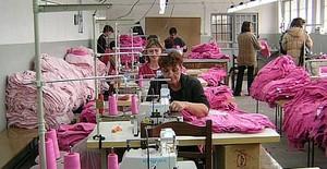 Vrouwen runnen hele kledingsector