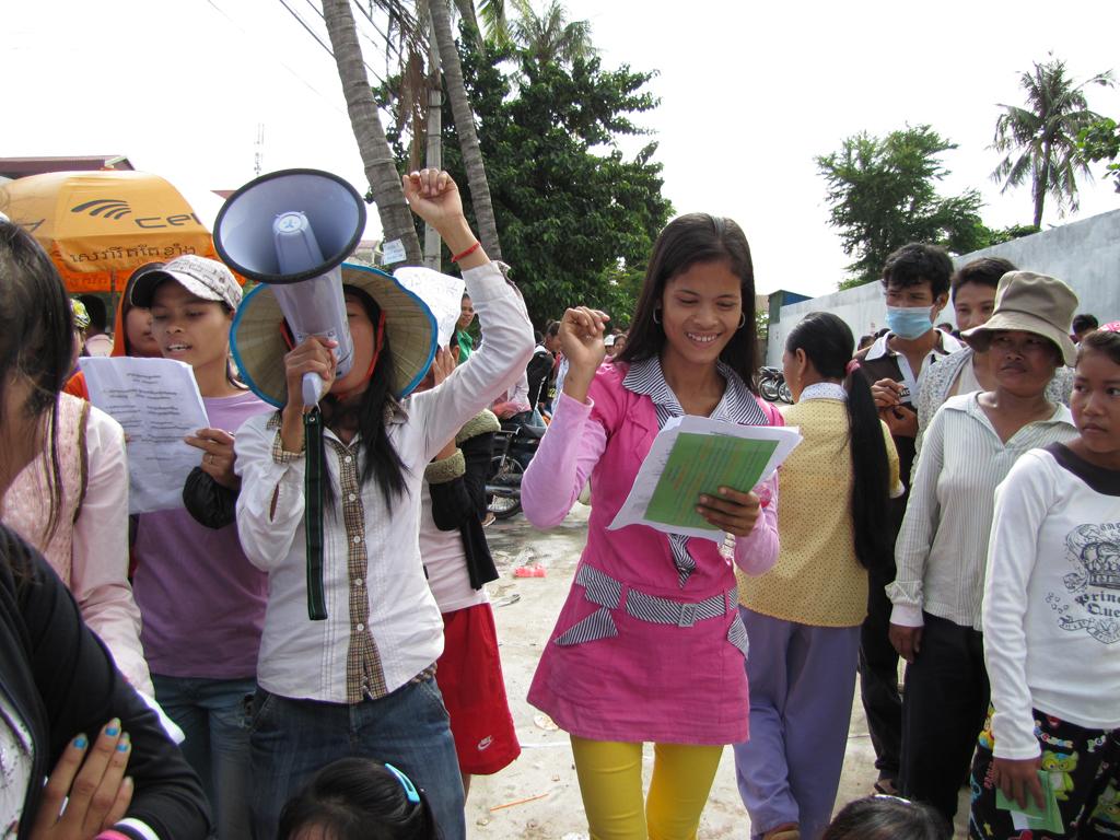 Arbeiders - solidariteit en samenwerking